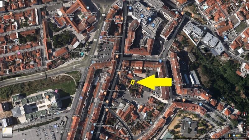 Casa no centro V0 Marvila Santarém - excelente localização