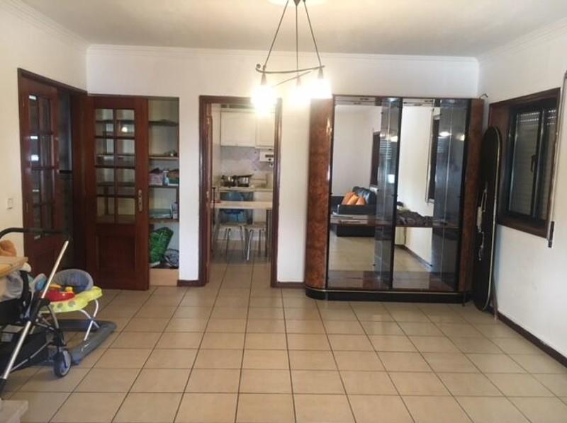 Apartamento T2 em bom estado Azurva Eixo Aveiro - lareira