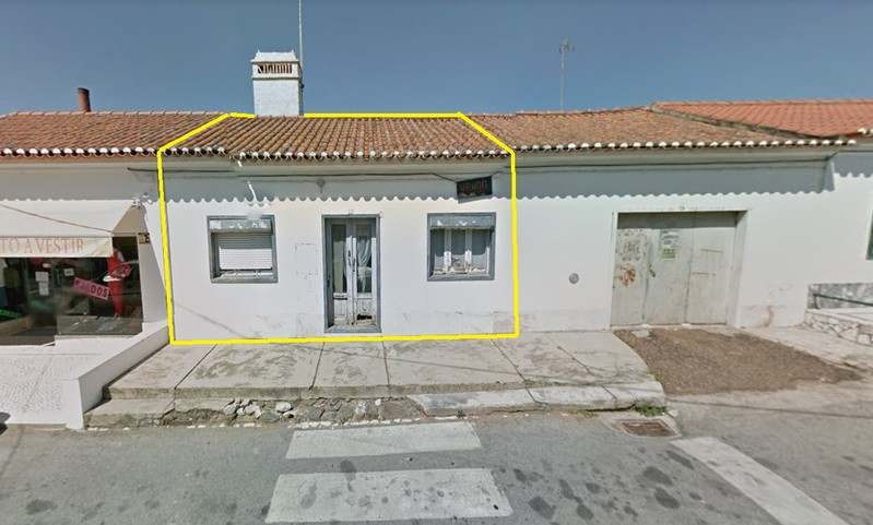 House Single storey to recover V1 Rio de Moinhos Borba