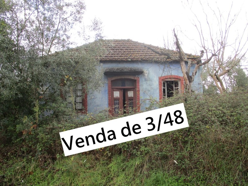 House V0 Single storey to recover Pampilhosa Mealhada