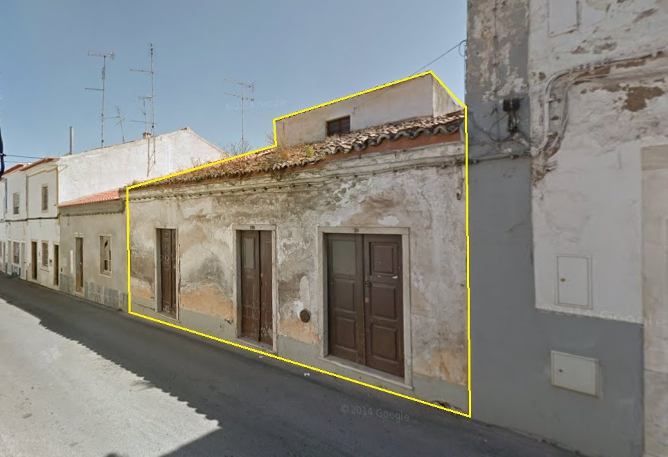 House to recover 2 bedrooms Matriz (Borba)