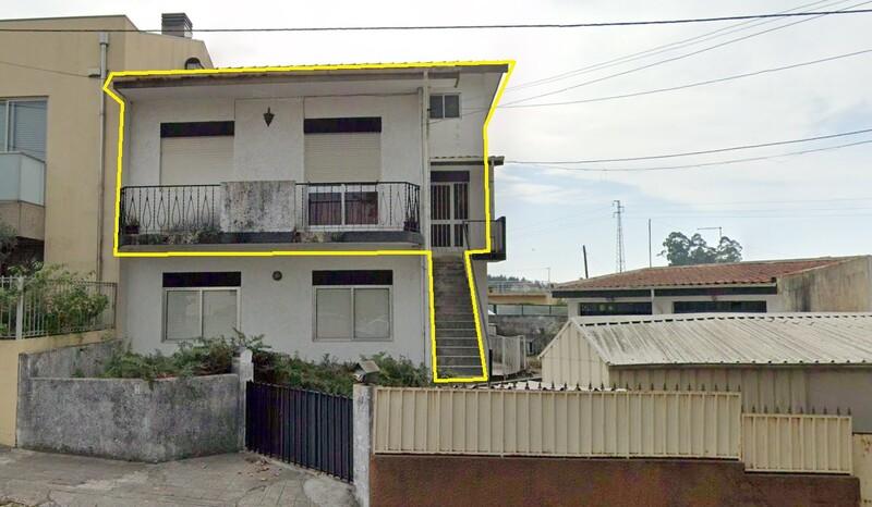 Apartamento T2 Canelas Vila Nova de Gaia - garagem