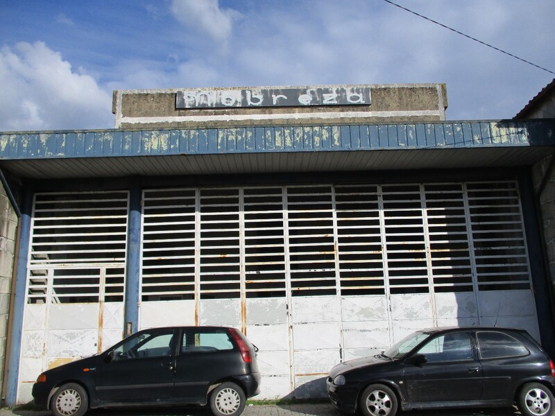 Warehouse Industrial with 1181sqm São Paio do Gueral Barcelos