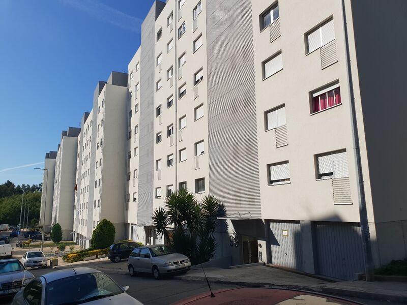 Apartment 3 bedrooms Vilar de Andorinho Vila Nova de Gaia - store room, garden, ground-floor, 1st floor