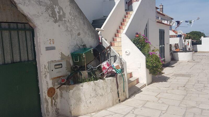 Apartamento T1 Quinta do Anjo Palmela - varanda