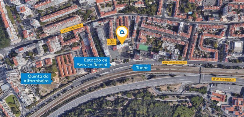 Shop in a residential area São Domingos de Benfica Lisboa - spacious, easy access, garage