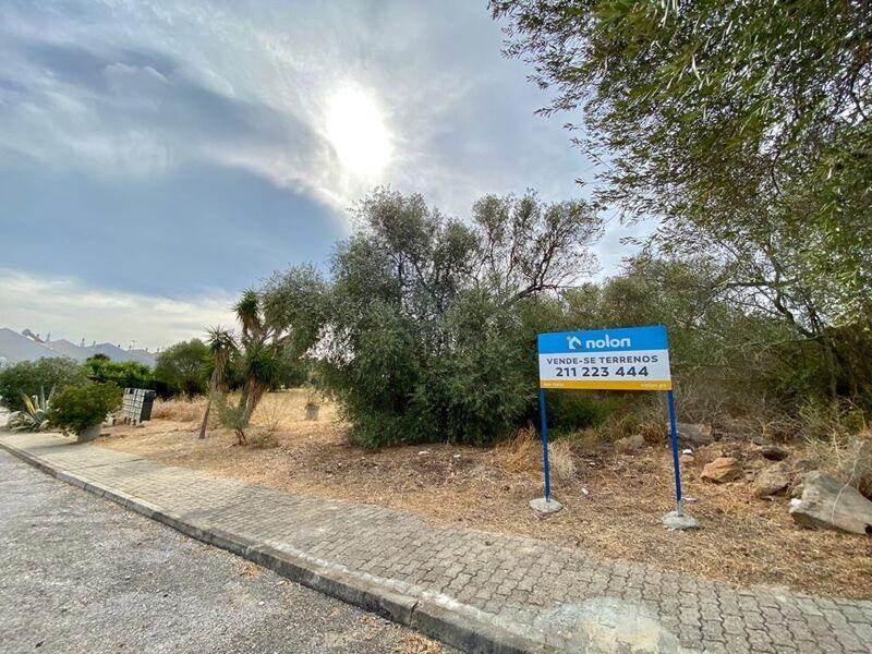 Plot of land with 1260sqm Tavira