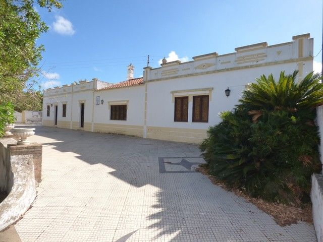 Quinta com casa V4 Alcantarilha Silves - jardim, piscina