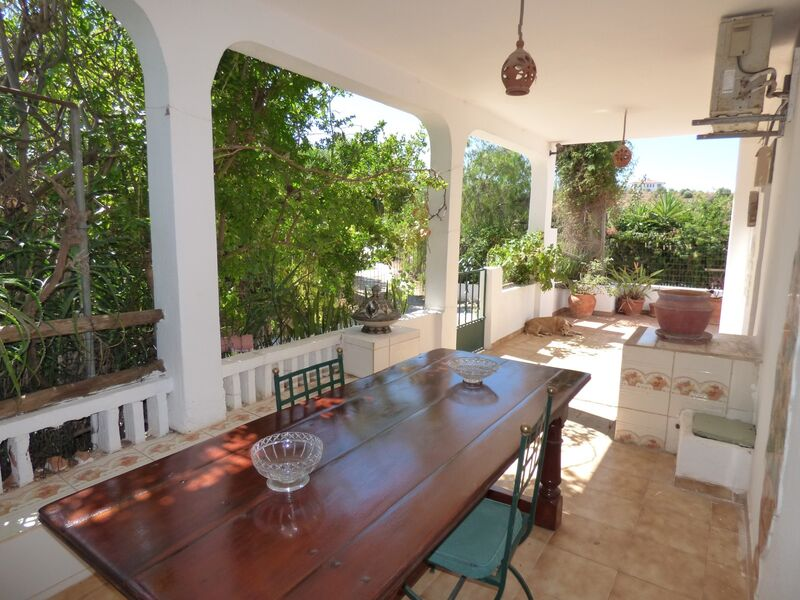 Home V3+1 Silves - solar panel, terrace, barbecue, swimming pool, fireplace