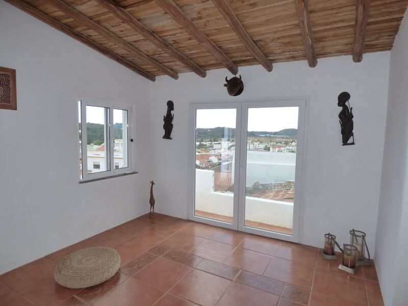 Home Typical in the center V2+1 Silves - backyard, fireplace, magnificent view