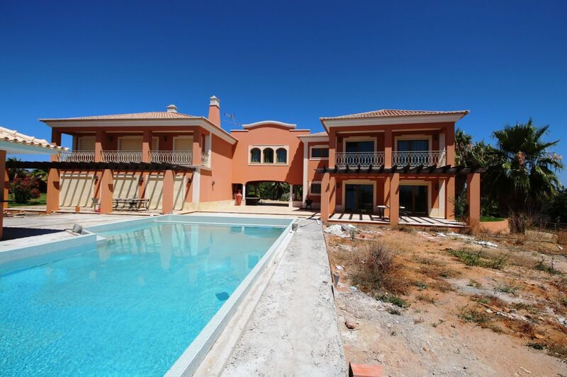 House 5 bedrooms Cerro de Ouro Paderne Albufeira - terraces, barbecue, countryside view, swimming pool, garage, terrace, gardens, fireplace