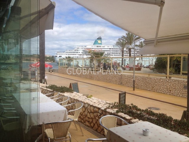 Restaurant Equipped Marina de Portimão - , furnished, esplanade