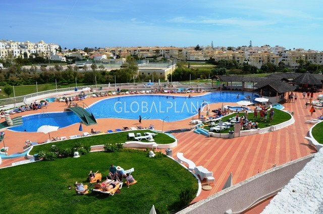 Apartment T0 Cerro Alagoa Albufeira - gardens, air conditioning, furnished, balcony, tennis court, swimming pool