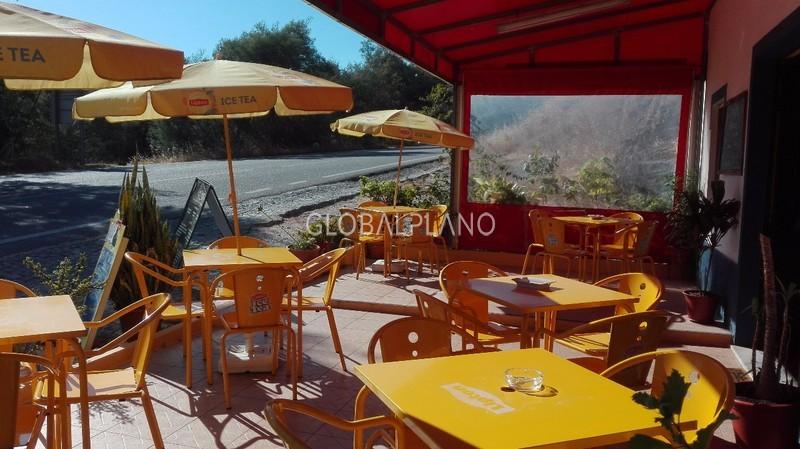 Restaurante Equipado Pocilgais/Monchique - , esplanada, mobilado