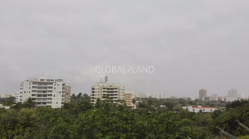 Terreno com 3128m2 Vau da Rocha Portimão - vista mar, viabilidade de construção