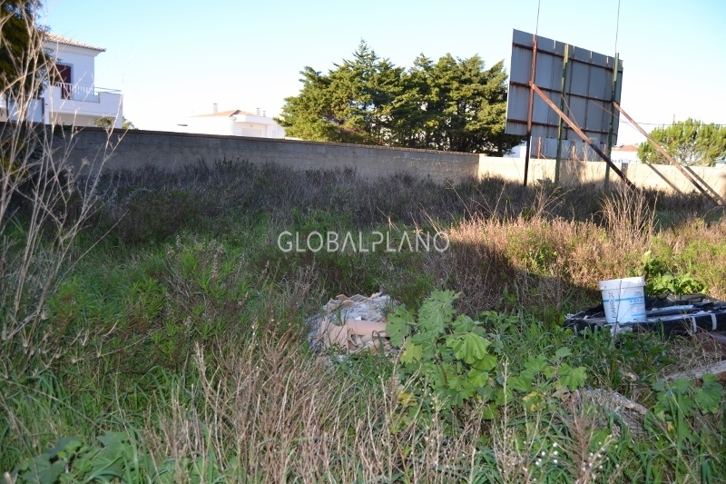 Plot of land with 449sqm Luz Lagos - electricity
