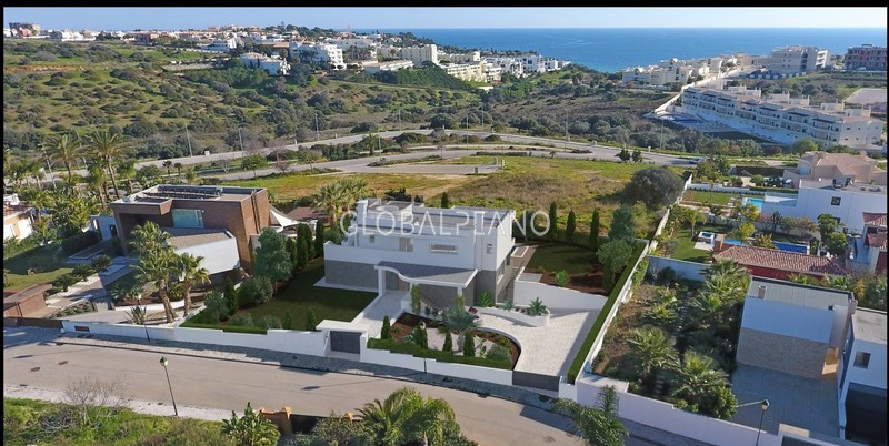 Plot with 1532sqm São Sebastião e Santa Maria Lagos - sea view, garage