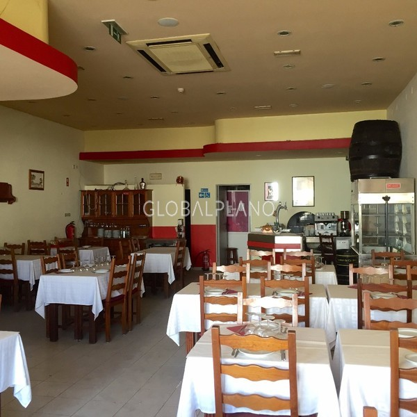 Restaurant T5 Equipped for remodeling Gil Eanes Portimão - kitchen,