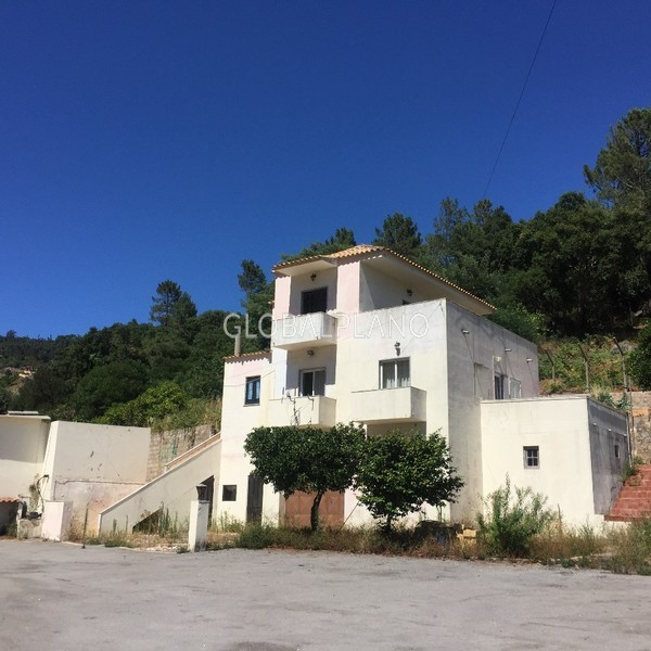 Quinta V5 Monchique - tanque, bbq, água, garagem, árvores de fruto