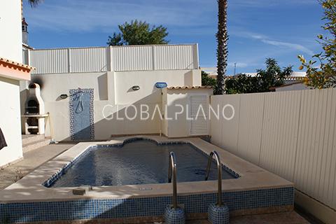 Moradia V4 Sesmarias/Carvoeiro Lagoa (Algarve) - piscina, bbq, lareira, cozinha equipada