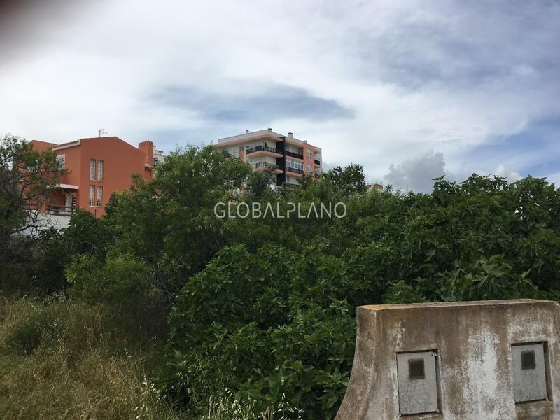Lote de terreno com 500m2 Alto do Pacheco Portimão