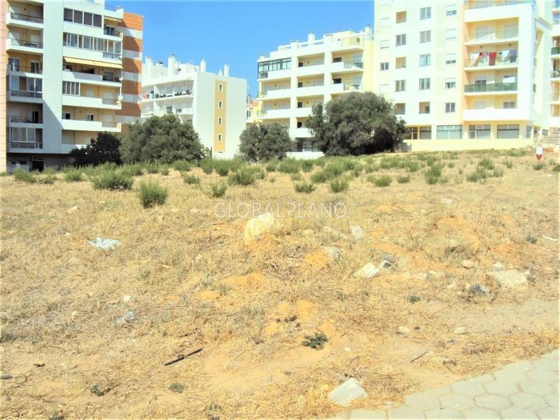 Terreno com 2760m2 Portimão - bons acessos, viabilidade de construção