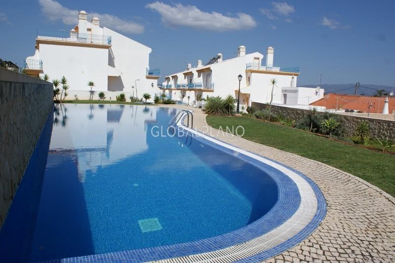 Moradia V3 Vila Hortense/Montes de Alvor Portimão - piscina, jardim, equipado, ar condicionado, condomínio privado, varandas