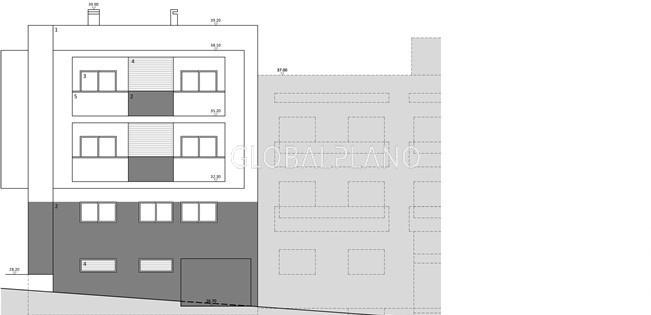 Apartamento T1 Três bicos/Portimão - varandas, garagem, chão radiante, painel solar, r/c, bbq, zona muito calma