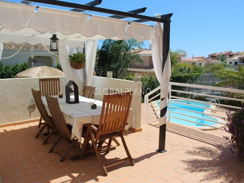 Moradia V4+1 Centro de Albufeira - piscina