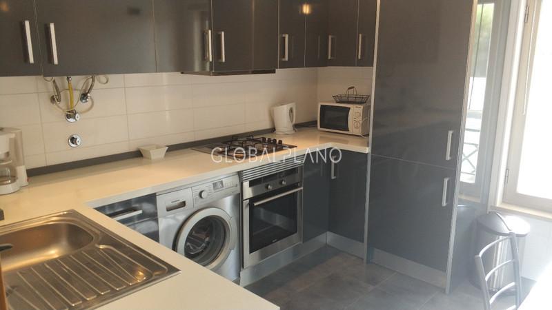 Apartamento T1 Areias de S. João Albufeira - excelente localização, garagem, piscina