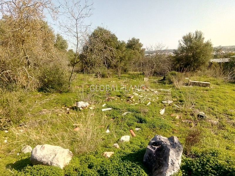 Land with 1000sqm Mexilhoeira Grande Portimão - splendid view