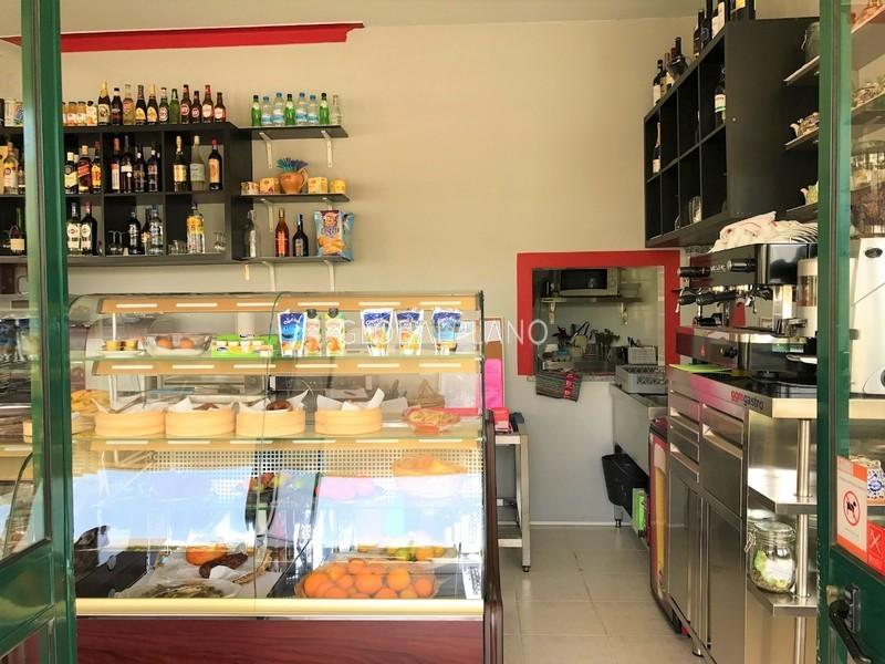 Snack bar Equipado no centro Centro de Alvor Portimão - cozinha, esplanada,