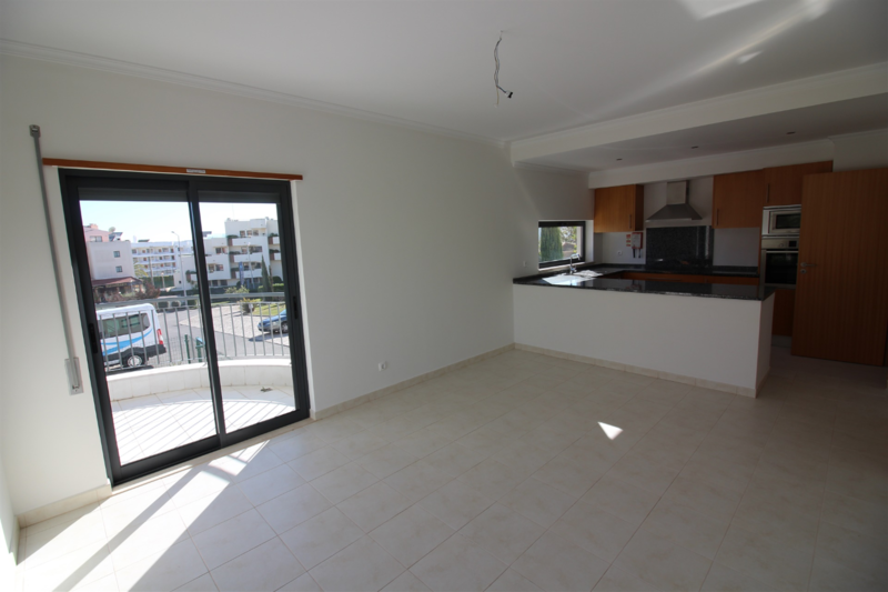 Apartamento T1 Olhos de Água Albufeira - jardim, piscina, varanda, condomínio fechado, ténis
