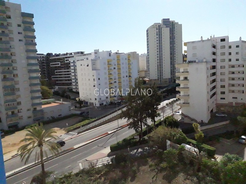 Apartment T1 Praia da Rocha Portimão - equipped, swimming pool, furnished, balcony