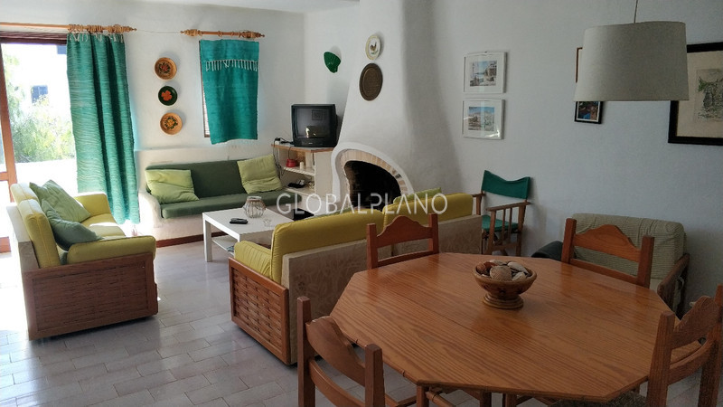 Apartment T2 Forte de S. João Albufeira - kitchen, balcony, great location, fireplace, terrace