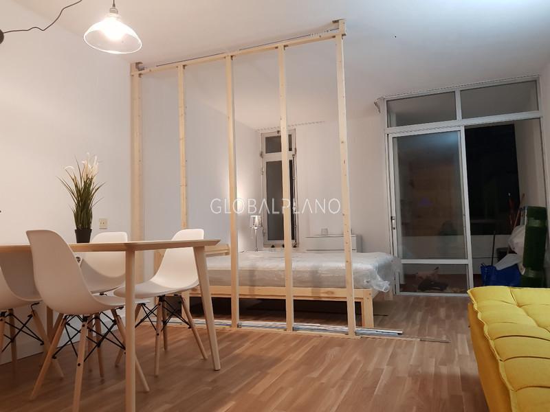 Apartamento no centro T0 Baixa de Albufeira - varanda, excelente localização
