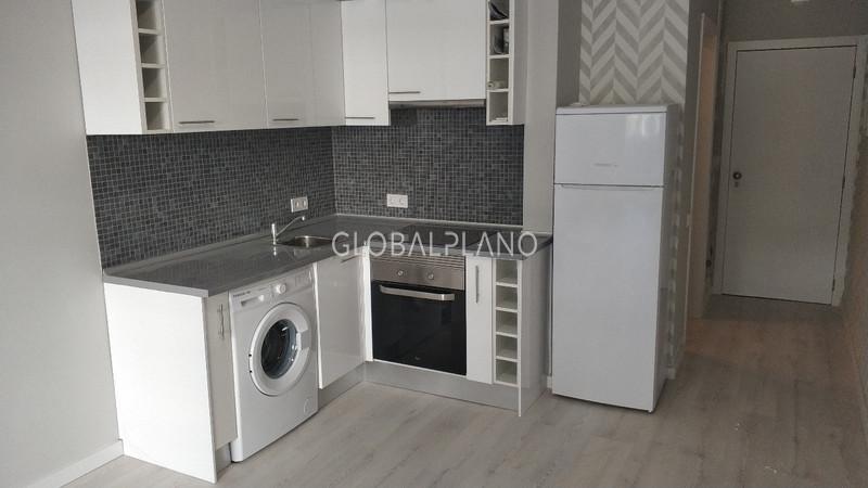 Apartamento Remodelado T0+1 Baixa de Albufeira - varanda