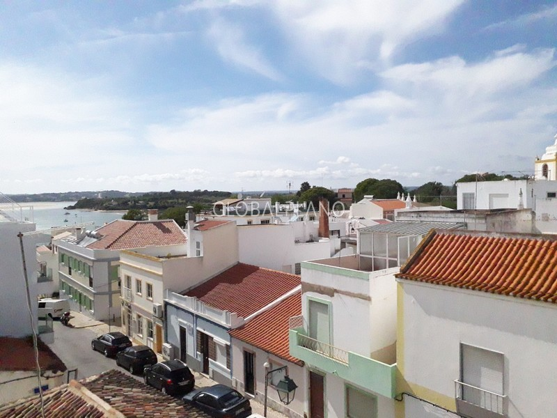 Casa no centro T8 Centro de Alvor Portimão - terraço