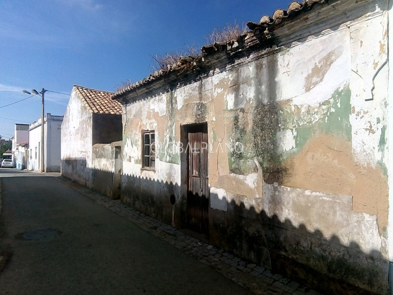 Moradia V3 Térrea Montes de Alvor/Alvor Portimão - quintal