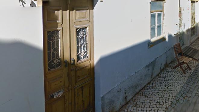 Casa V5 Térrea no centro Centro de Alvor Portimão - quintal