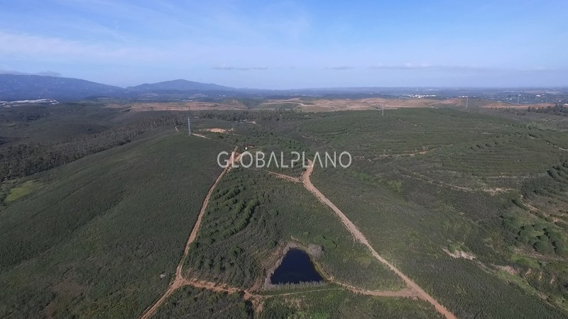 Plot with 79000sqm Almarjões Mexilhoeira Grande Portimão - construction viability