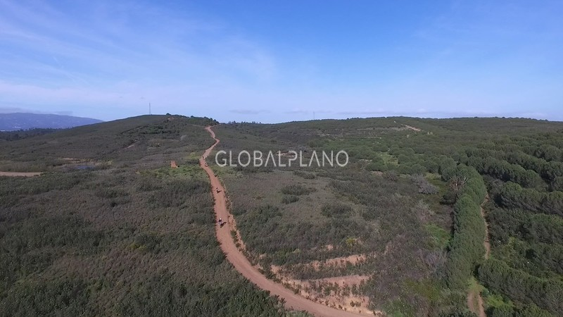 Plot with 51750sqm Almarjões Mexilhoeira Grande Portimão - construction viability