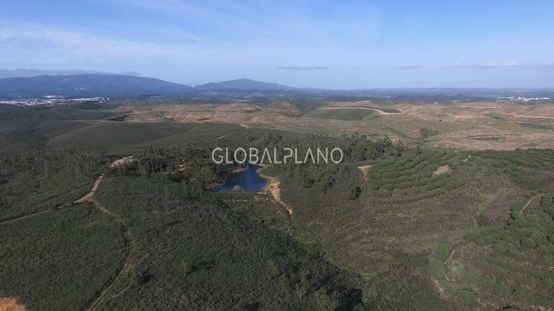 Plot with 52750sqm Almarjões Mexilhoeira Grande Portimão - easy access