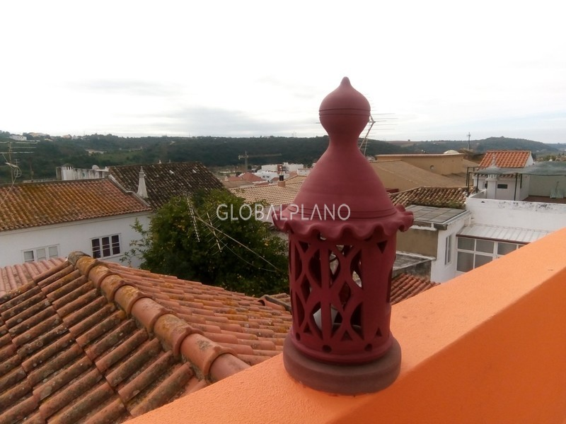 House V3 Refurbished in the center Centro de Silves - balcony, equipped kitchen, terrace