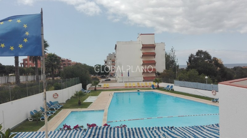 Apartment 1 bedrooms Refurbished Praia da Rocha Portimão - balcony, furnished, swimming pool