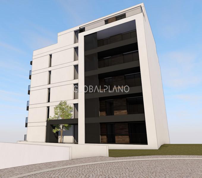 Apartamento em construção T2 Qtª São Pedro/ Portimão - terraço, varanda, garagem, equipado
