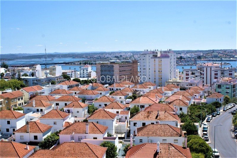 Apartamento no centro T0 Portimão Centro - varanda
