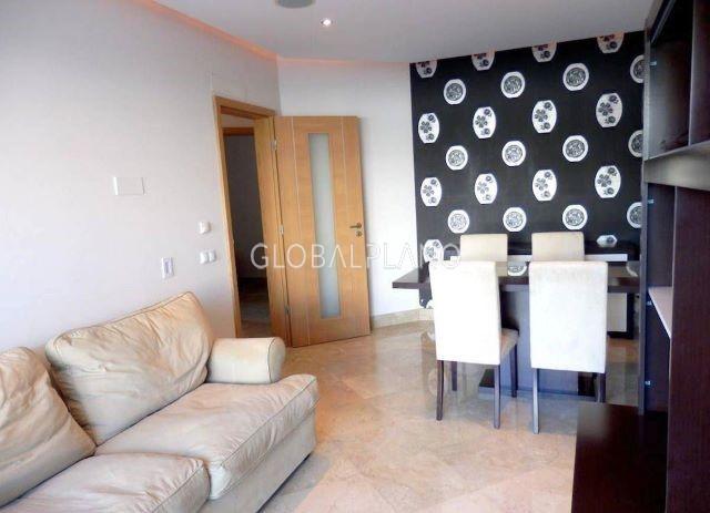 Apartamento Semi novo T1+1 Areias de S. João Albufeira - ar condicionado, piscina, condomínio fechado