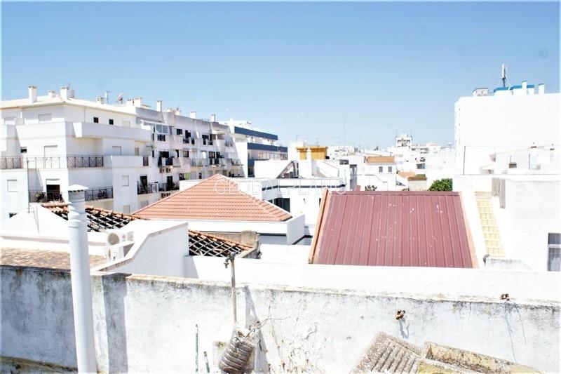 Apartamento T2+1 no centro Centro de Portimão - terraço
