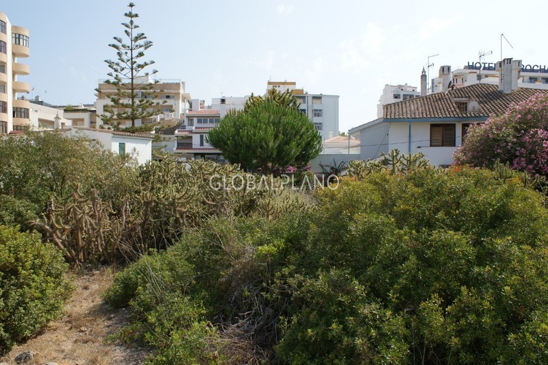 Plot with 1010sqm Praia da Rocha Portimão - easy access